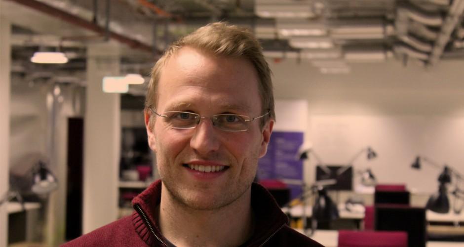 Dr. Thomas Funke vom TechQuartier