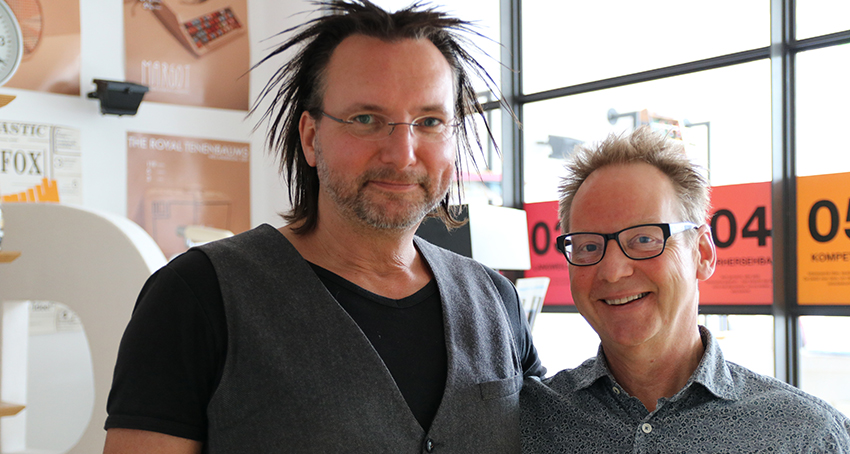 Ralph Thamm & Detlef Wildermuth