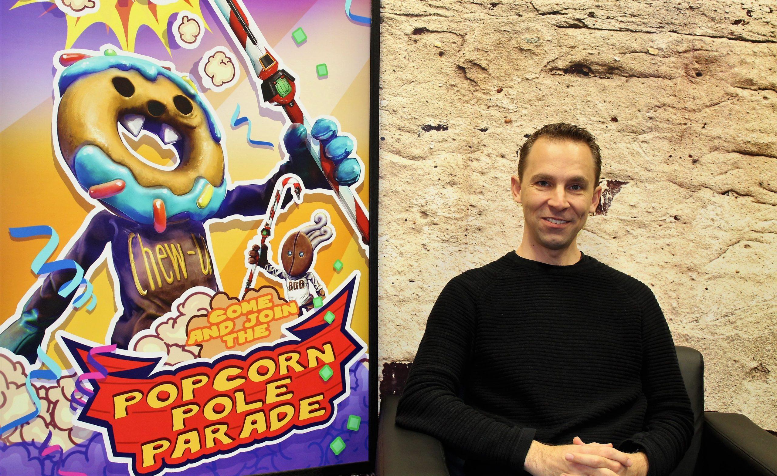 Jan Klose im Studio